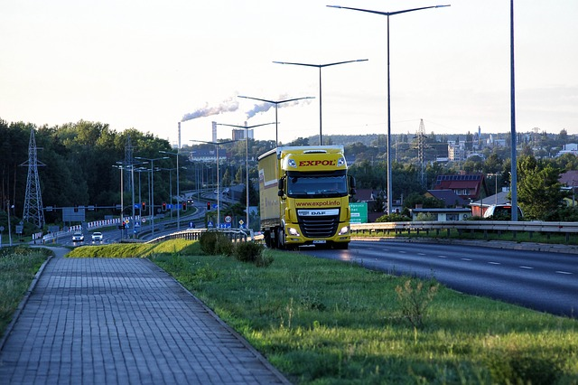 transport drogowy