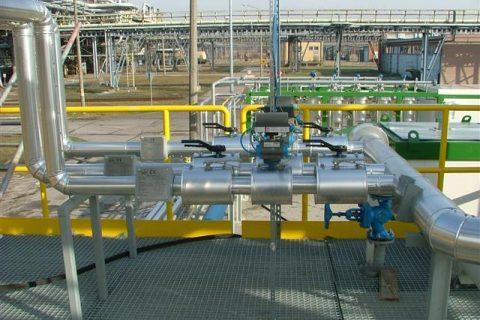 Izolacja zbiorników przemysłowych