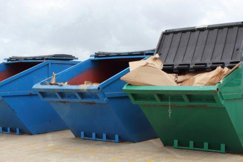 odpady budowlane recykling