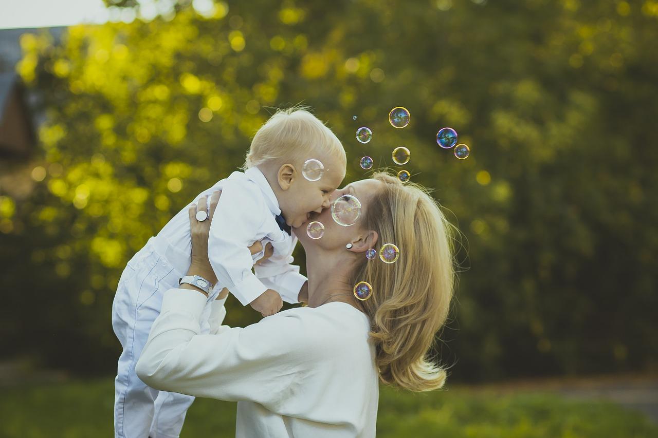 kobiecy biznes dla młodej mamy