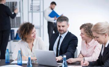 spotkanie pracowników